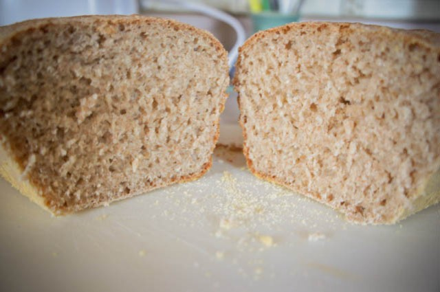 English Muffin Bread from Om Nomalicious