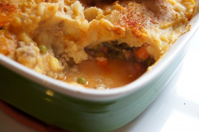 Shepherd's Pie from Om Nomalicious