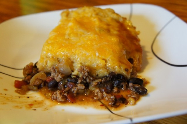 Tamale Pie by Om Nomalicious
